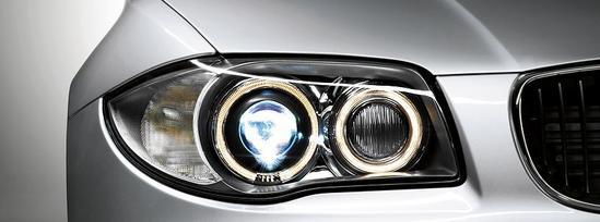BMW SERIE 1/5 puertas luces