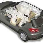 Nuevo Tiguan airbags