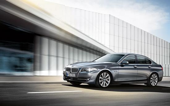 BMW Serie 5 wallpaper