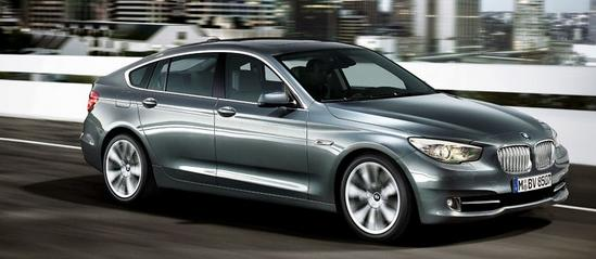 BMW serie 5 Gran Turismo 19