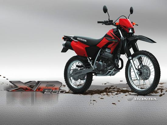 Honda XR wallpaper
