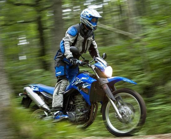 Yamaha XT 660 extrema