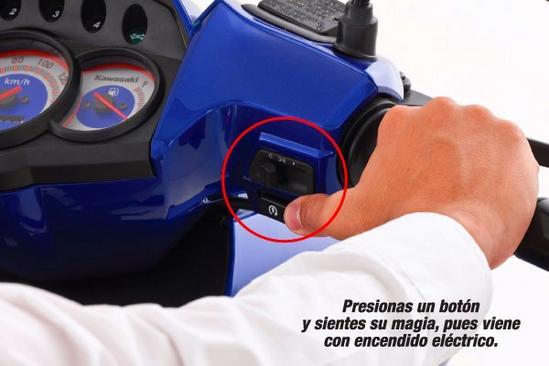 Kawasaki Magic 2 Encendido Electronico