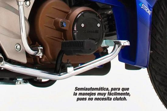 Kawasaki Magic 2 Semiautomatica