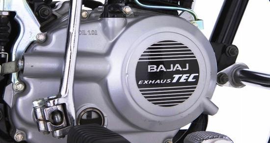 Boxer BM 100 Classic Motor
