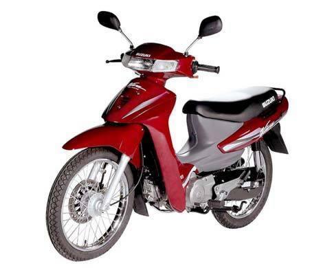 SUZUKI VIVAX 115 | La scooter bifuncional.