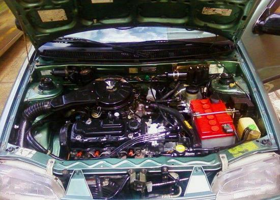 Chevrolet Swift Motor
