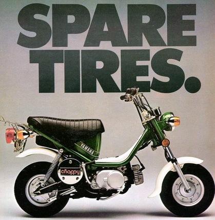 Yamaha Chappy 1978