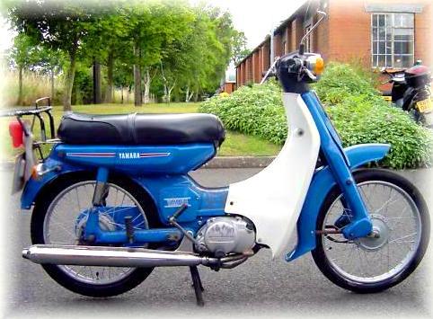 Yamaha V80 1994