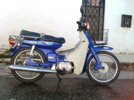 Yamaha V80 admirala