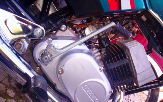 Suzuki AX 115 motor