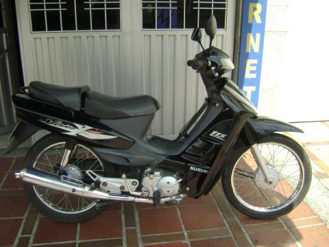 Suzuki Vivax 115 fotografia