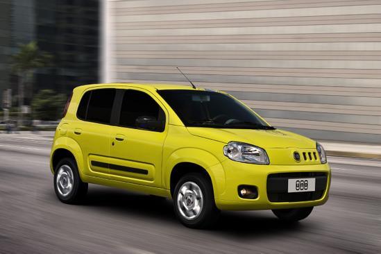 Fiat Uno Nuevo 2011