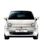 Fiat 500 Color Blanco
