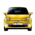 Fiat 500 Color Amarillo