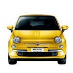Fiat 500 Color Amarillo