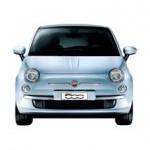 Fiat 500 Color Cian