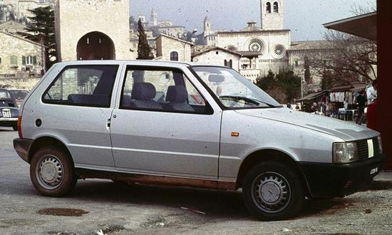 Fiat Uno 3 Puertas Primera Serie