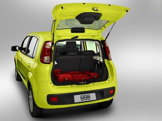 Fiat Uno Nuevo nuevo baul