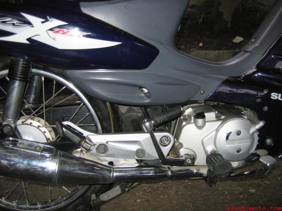 Suzuki Vivax 115 Motor