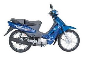 Suzuki Vivax 115 Azul