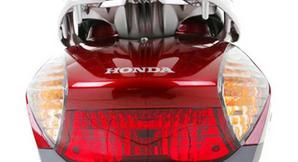 Honda Elite 125 stop