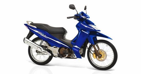 Kawasaki Magic 2 Perfil