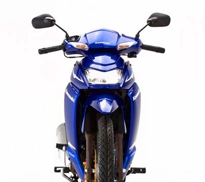 Kawasaki Magic 2 Diseño Frontal