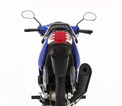 Kawasaki Magic 2 Diseño trasero - Stop