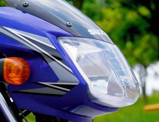 Suzuki GSX 150 carenaje