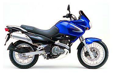 Suzuki XF 650 Freewind 2001