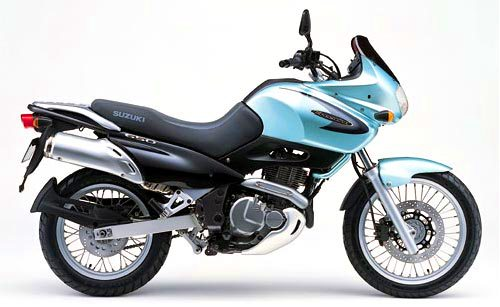 Suzuki XF 650 Freewind 2003