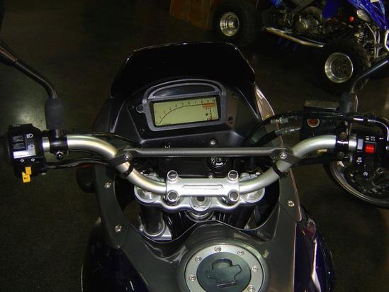 Suzuki XF 650 Freewind panel de instrumentos