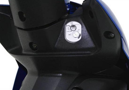 AK 125 Flex Switch Encendido con Bloqueo de Seguridad