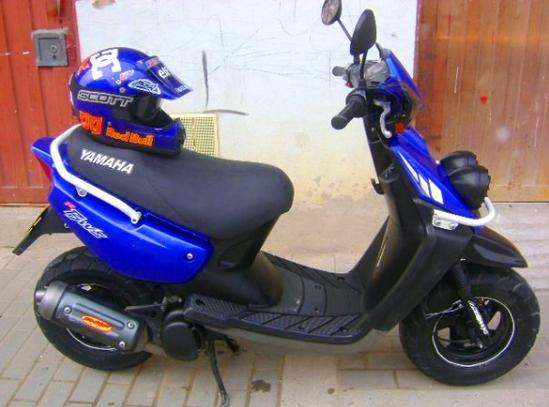 Yamaha BIWIS 100