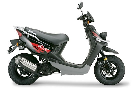 Yamaha BWS 100 negro