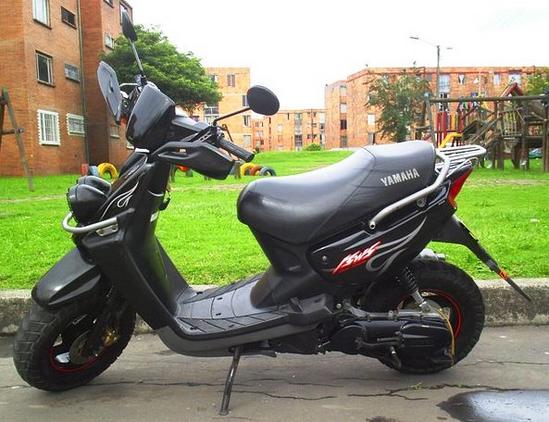 Yamaha BWS 100 sillin