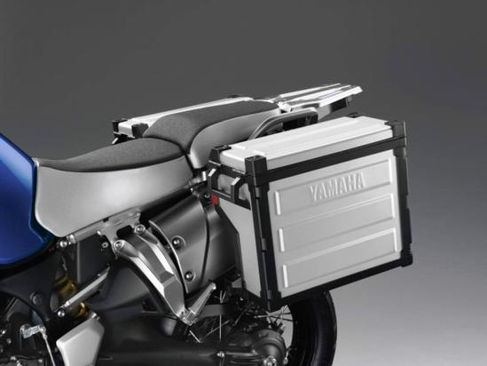 Yamaha Super Teneré vista trasera