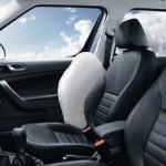 Skoda Yeti airbag ateral delantero