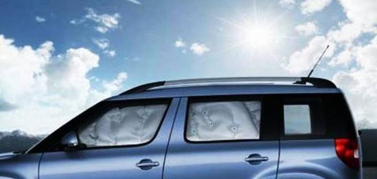 Skoda Yeti airbags de cabeza y aterales