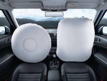Skoda Yeti airbags frontales