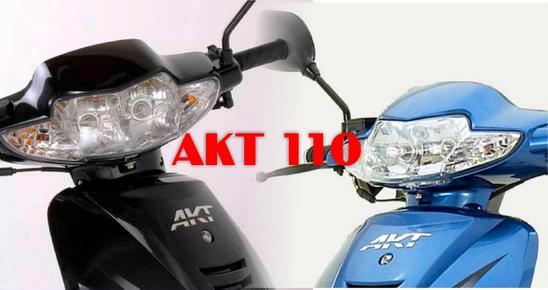 AKT AK 110 S (radios) AKT AK 110 S (aspas)
