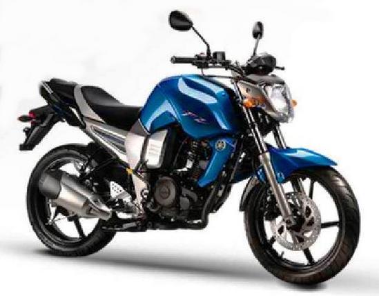 Yamaha Fazer 16 Azul