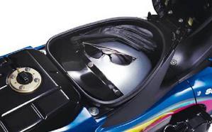 Suzuki Best 125 cajuela