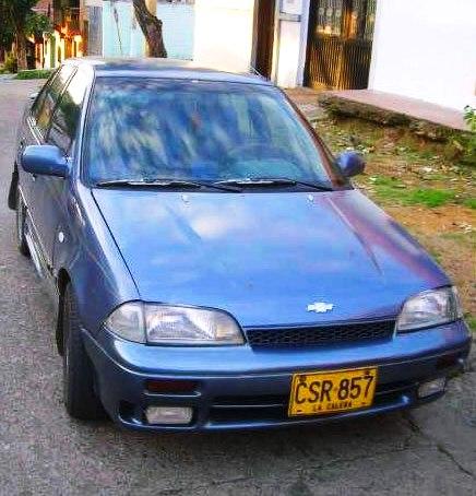 Chevrolet Swift Admirala!