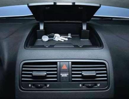 Skoda Yeti Compartimiento para llaves