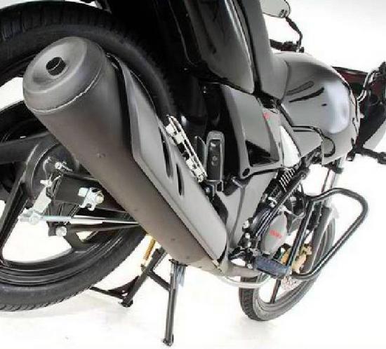 Honda CBF 150 Detalle