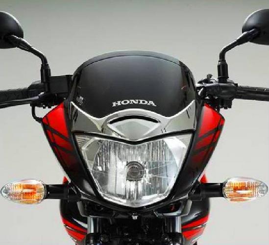 Honda CBF 150 Detalle Carenaje