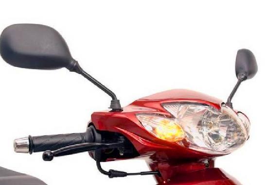 Suzuki Best 125 farola