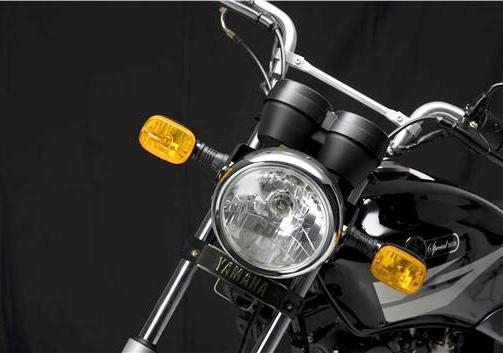 Yamaha Libero 110 farola